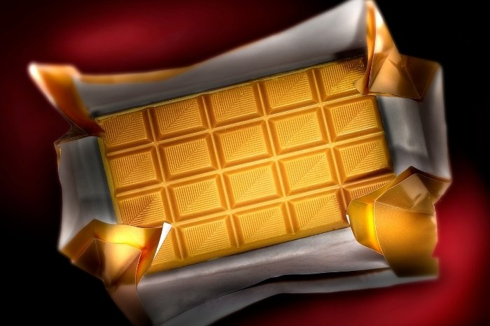 Tips And Tricks For Gold Colored Chocolate