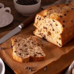 Yellow Cake With Chocolate Chips