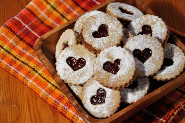 Tips and Tricks In Making Linzer Cookie Recipe Without Nuts