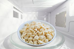 How To Melt White Chocolate In The Microwave