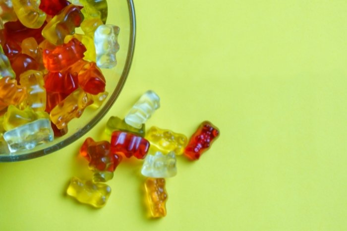 gummies are firm