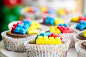 How To Make A Lego Cake Without Fondant